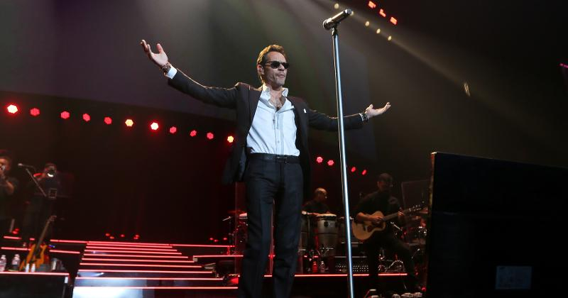 singer Marc Anthony
