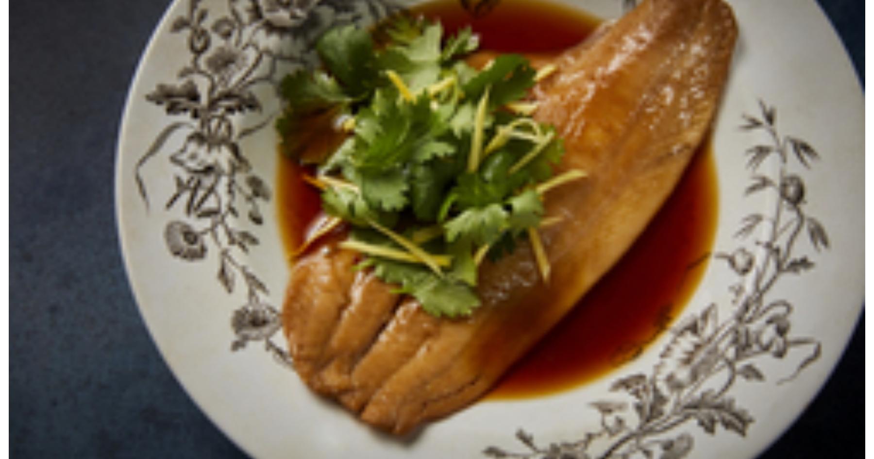 Thai spiced Alaskan sole