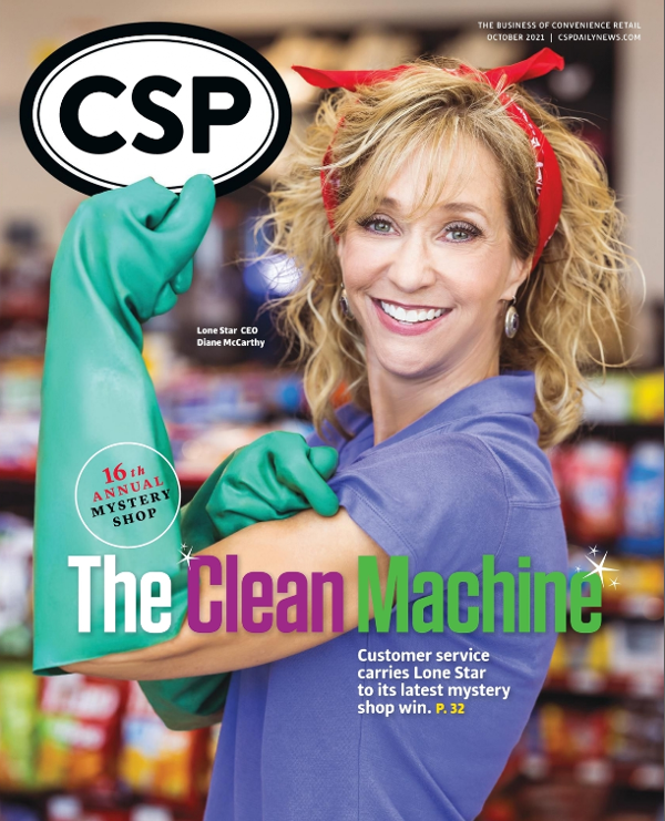 CSP Daily News The Clean Machine | October 2021 Issue