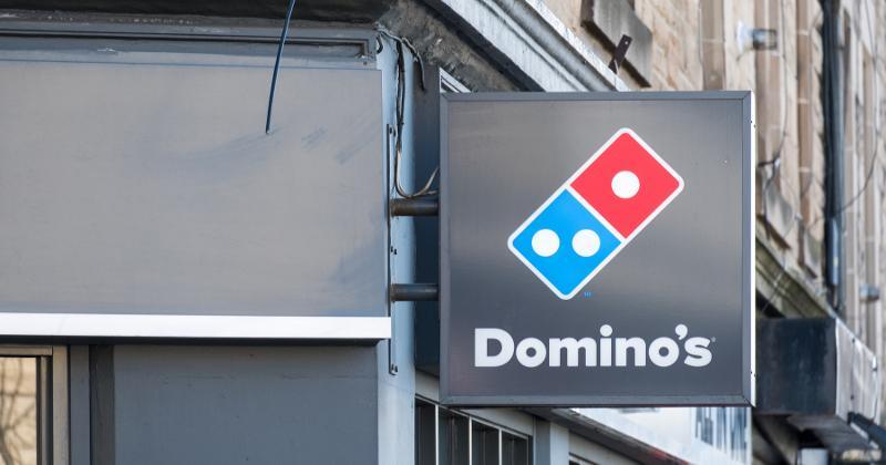 Domino's sales