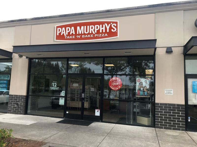 Papa Murphy's sales