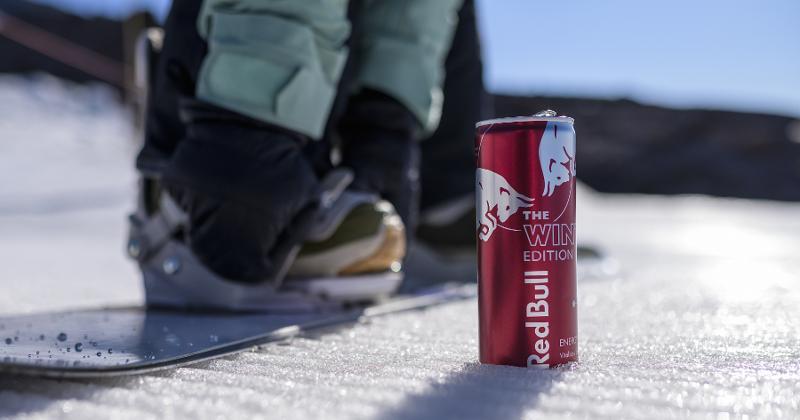 Red Bull Winter Edition Pomegranate