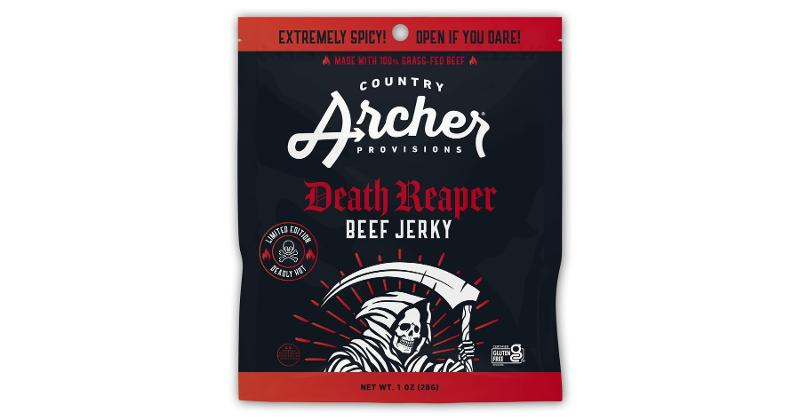 Country Archer Death Reaper Beef Jerky