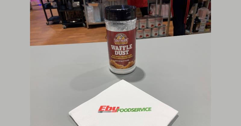 Eby-Brown's Waffle Dust