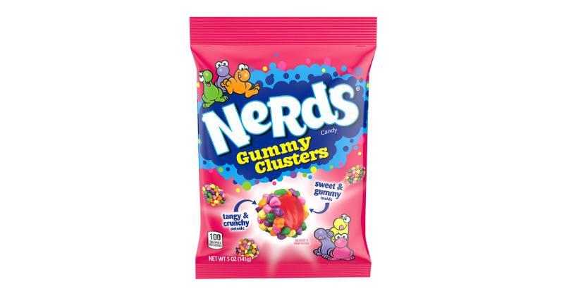 Ferrara Nerds Gummy Clusters