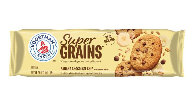 Voortman Super Grains Cookies