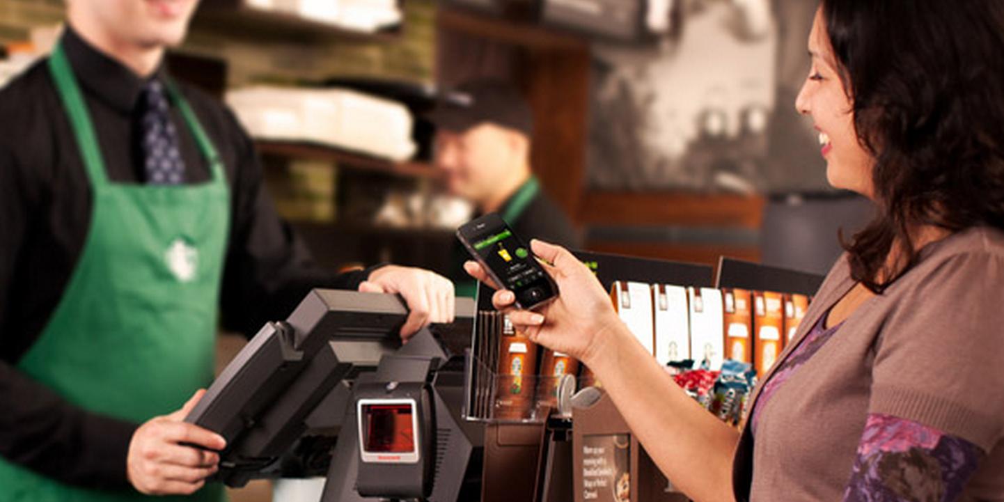 mobile pay restaurant