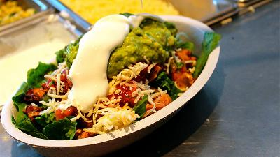 Chipotle food safety lawsuit shot down