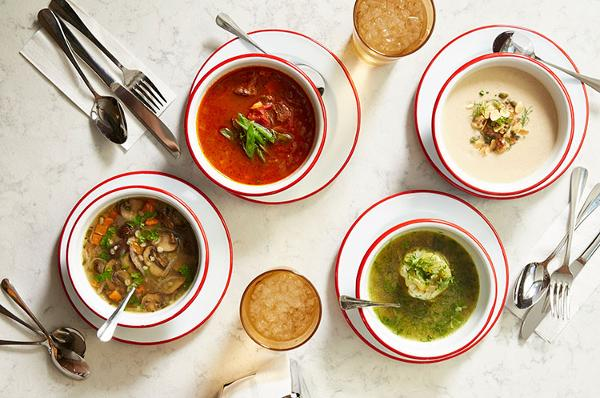 Newcomers to the retro luncheonette
