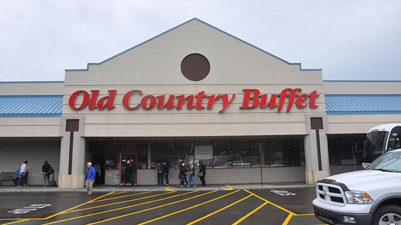 old country buffet exterior