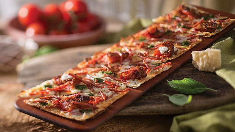 seasons 52 salami piccante flatbread