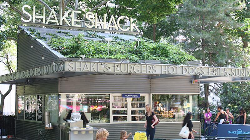 shake shack exterior