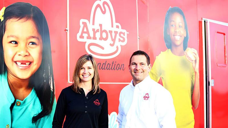arbys employees