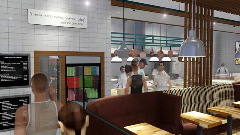 bolay interior rendering