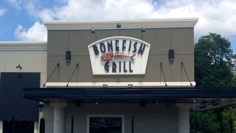 bonefish grill exterior