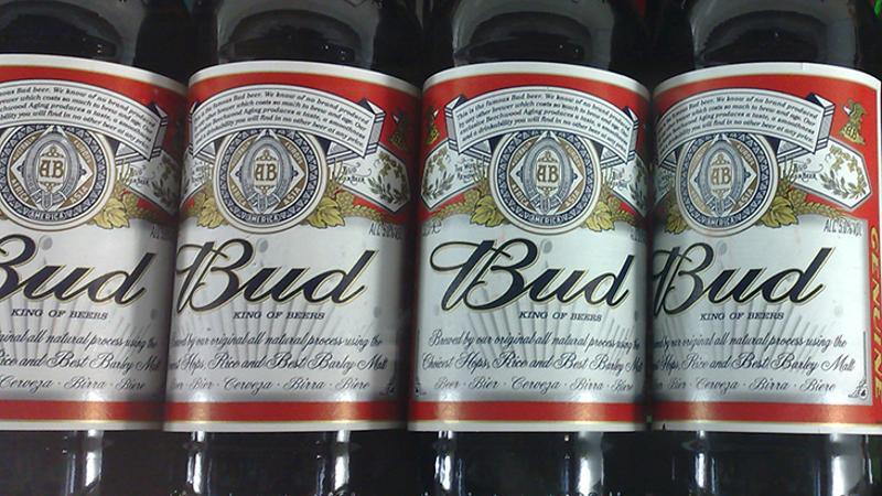 bud beers