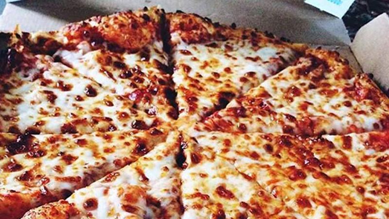dominos cheese pizza