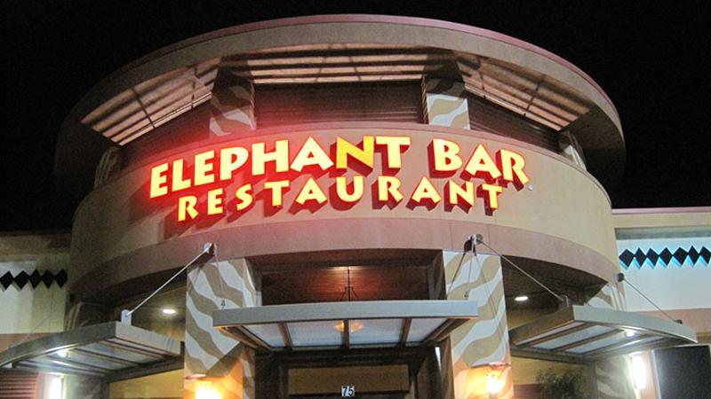 elephant bar exterior