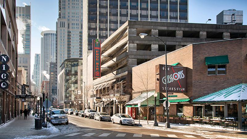 Gibsons Steakhouse Chicago, Illinois