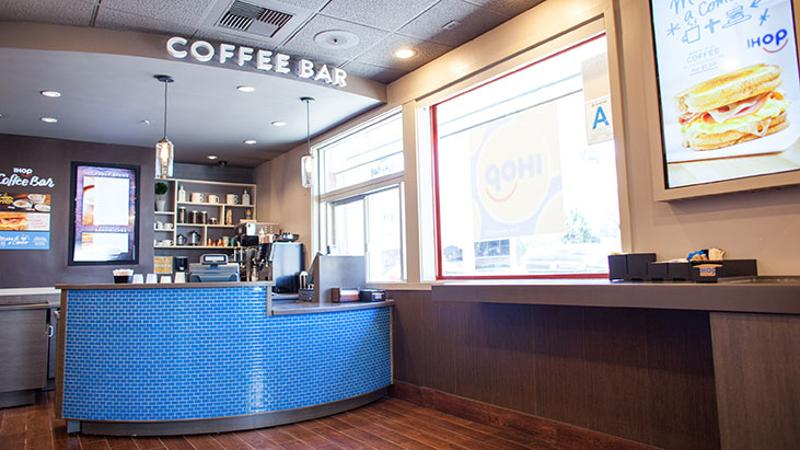 ihop coffee bar