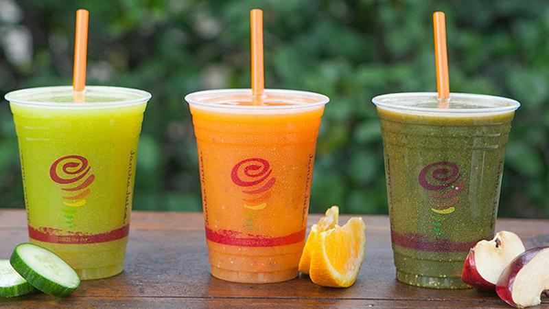 jamba juice drinks