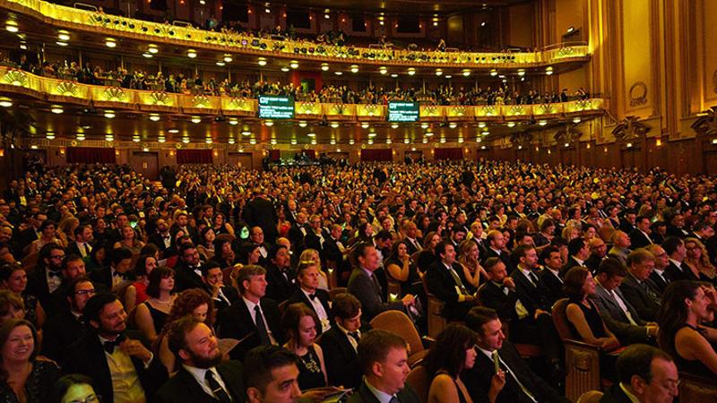 james beard award crowd