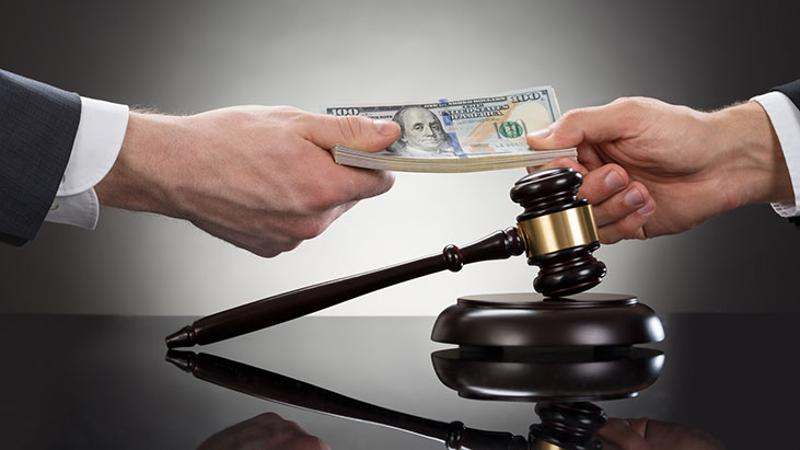lawyer judge money