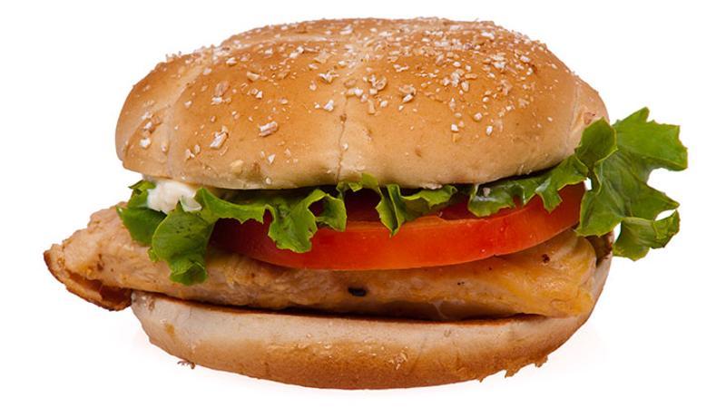 mcdonalds grilled chicken sandwich
