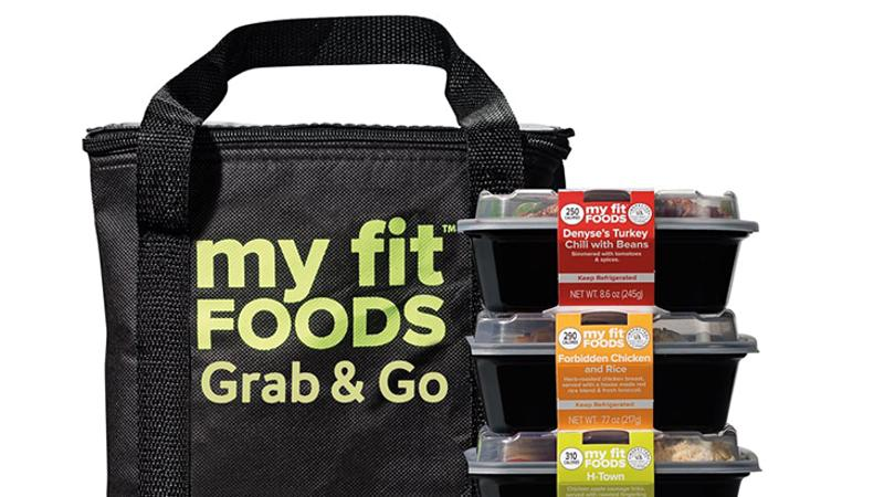 my fit foods bag