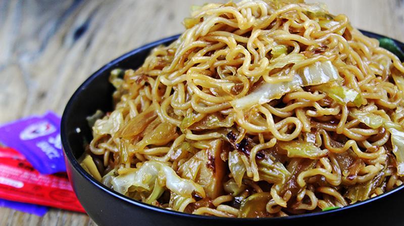 Panda Express Chow Mein Noodle Bowls