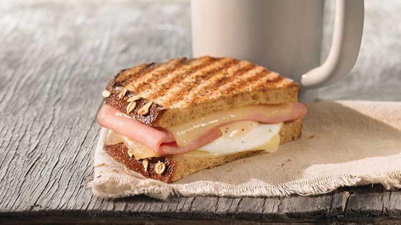 panera bread breakfast sandwich