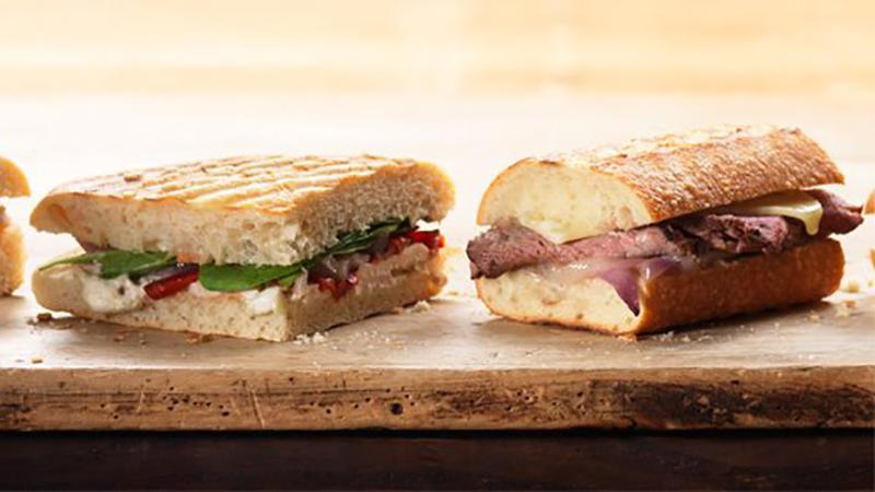 panera sandwiches