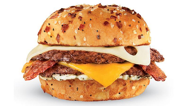 pepper grinder pub burger