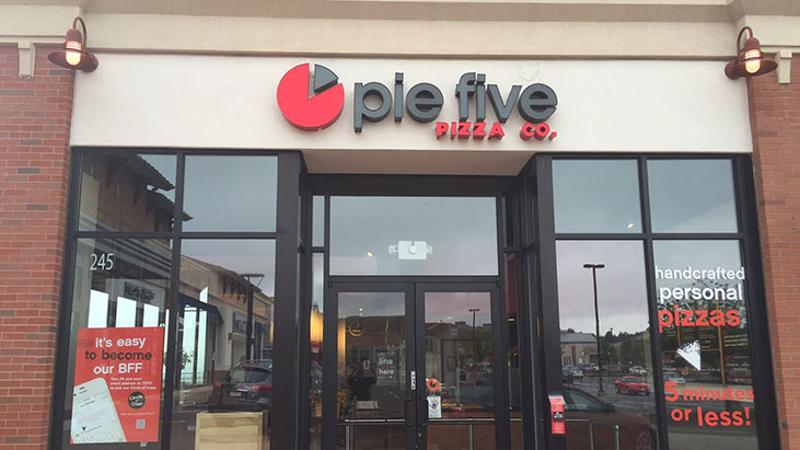 pie five pizza exterior
