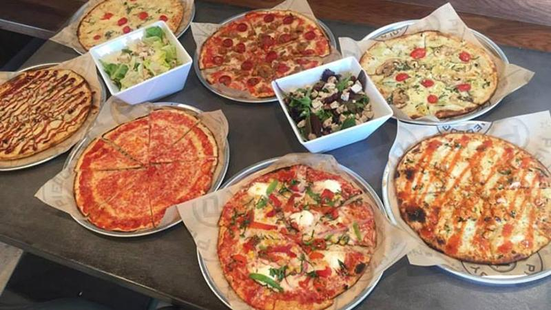 pieology customizable restaurant pizza