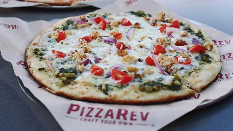 pizzarev food