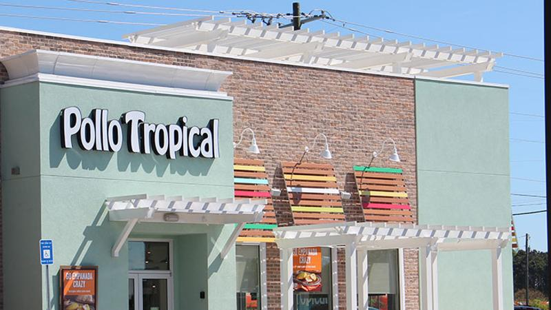 pollo tropical exterior