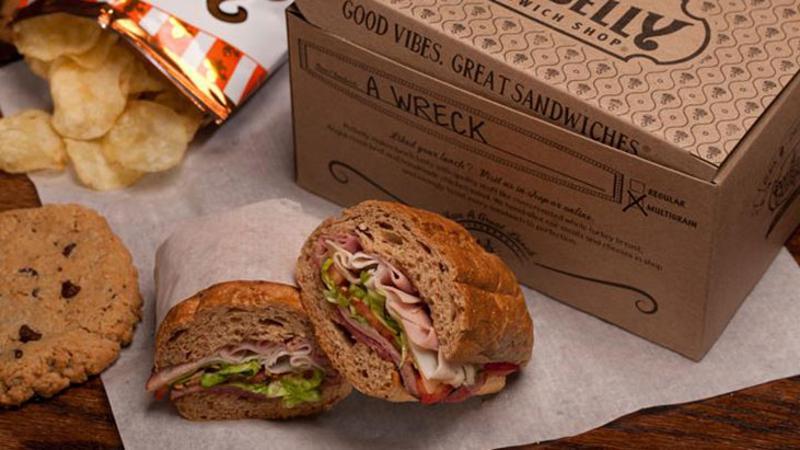 potbelly sandwich box