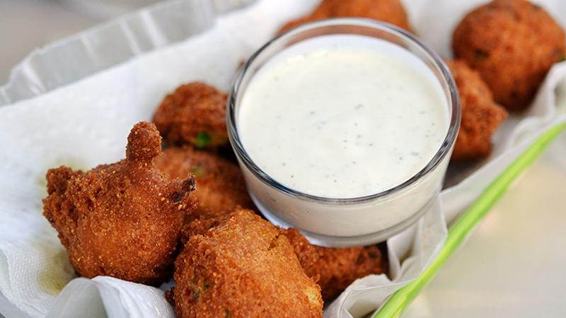 ranch dressing dip snack