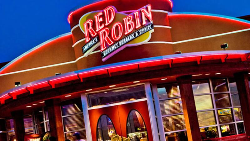 Image result for red robin