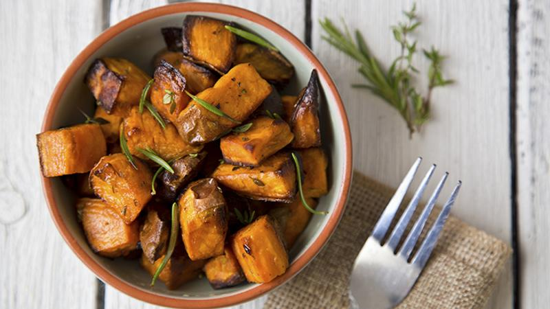 roasted sweet potatoes holiday specials
