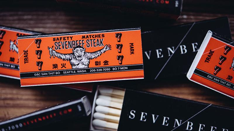 seven beef matches