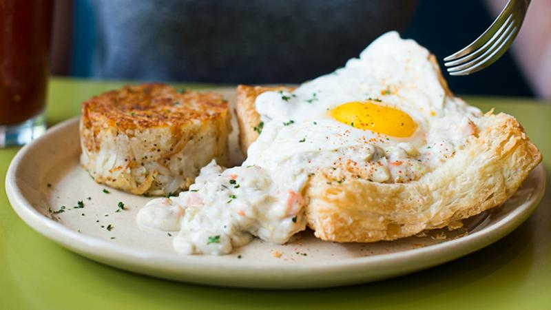 snooze breakfast pot pie