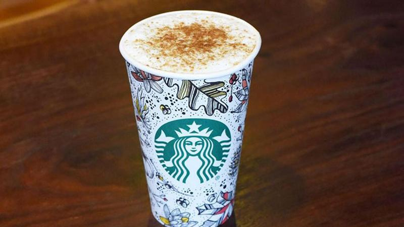 starbucks toasted graham latte