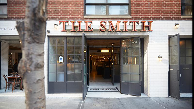 The Smith restaurant, New York City