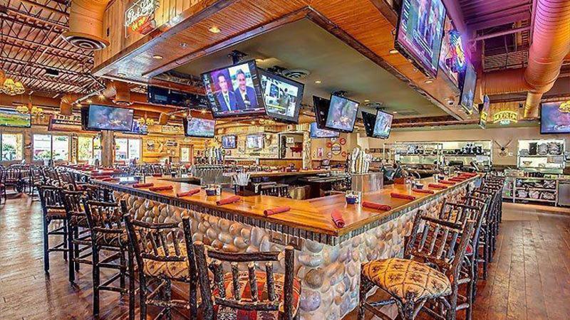 twin peaks interior