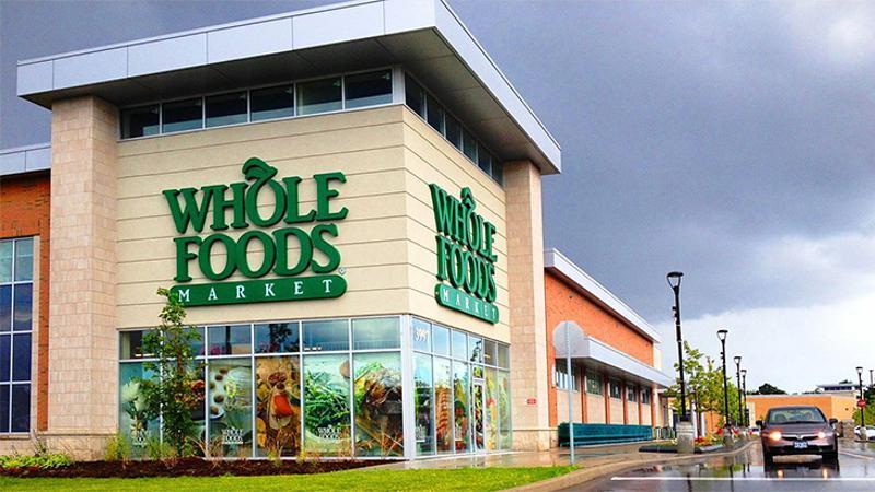 whole foods market exterior