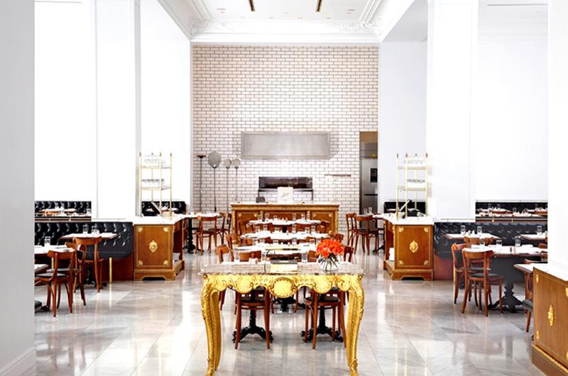 bottega louie restaurant interior
