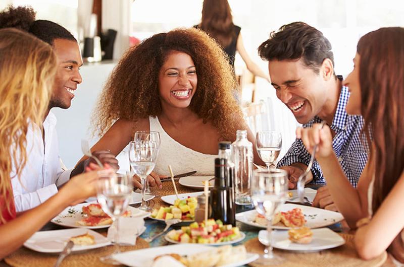 hispanics dining table