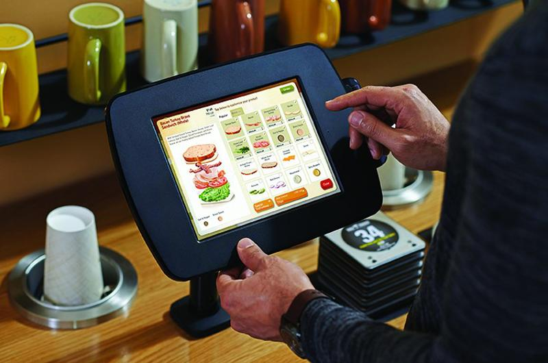 panera tablet order